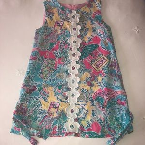 Lilly Pulitzer Shift Dress- In the Beginning
